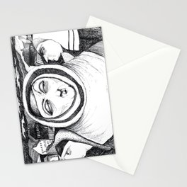 Nuns In The Village Stationery Cards