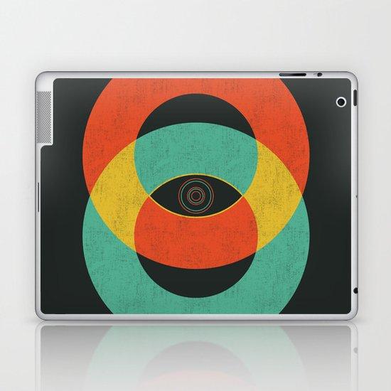 Double Vision Laptop & iPad Skin