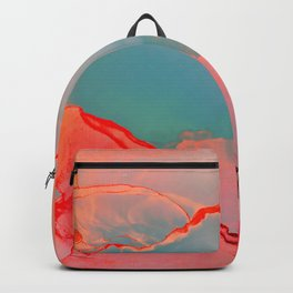 BETTER TOGETHER - LIVING CORAL by MS Backpack