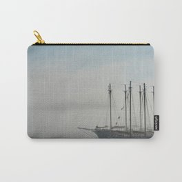 Sailing in Fog Carry-All Pouch