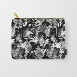 junglecamo mono Carry-All Pouch