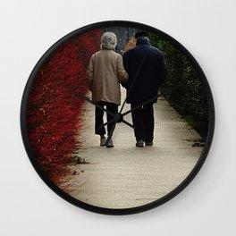 Love of my life Wall Clock