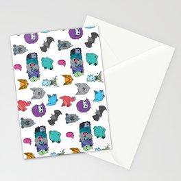 Nicky Davis Pattern  Stationery Cards
