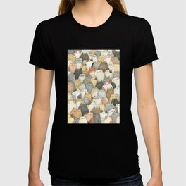 Sea of Cats T-shirt