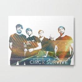 cxs Metal Print
