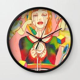 A Small, Good Thing Wall Clock
