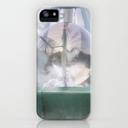 Shadow of Light iPhone Case