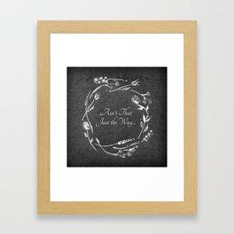 3948483 Framed Art Print
