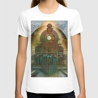 train T-shirts featuring Train by evisionarts
