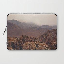 Purple Mountain View. Dana Biosphere Reserve. Jordan. Fine Art Travel Print. Nature Wall Art. Laptop Sleeve