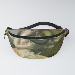 """The body, the soul and the garden of love"" Fanny Pack"