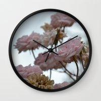 lana Wall Clocks featuring Lana by Beepy