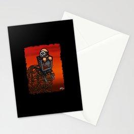 Le parcours de la mine Stationery Cards