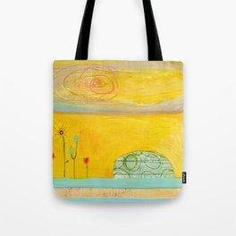 Hello Summer 2 Tote Bag