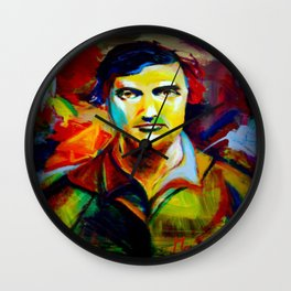 Modigliani Wall Clock