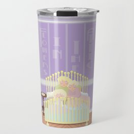 Flowers in the Attic Travel Mug