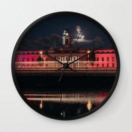 Cork City Hall - Cork, Ireland Wall Clock