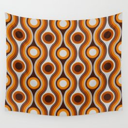 Older Patterns ~ Waves 70s Wall Tapestry