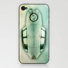 Siamese citroen iPhone & iPod Skin