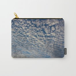 Bellingham, WA November Clouds Carry-All Pouch