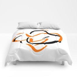 Abandon Grackle Comforters