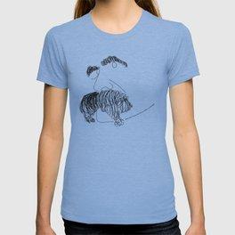 Nietzsche Talking T-shirt