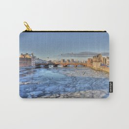 Frozen Waters  Carry-All Pouch
