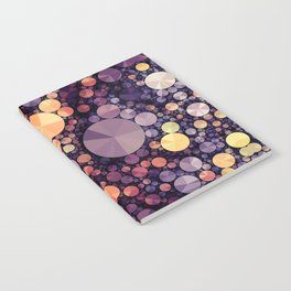 Purple Berries Notebook