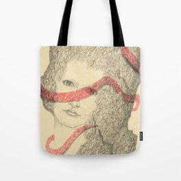 Mountains and Me Tote Bag