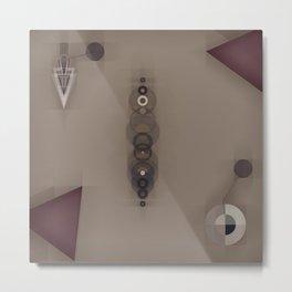 Abstract 7a Metal Print