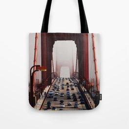 Disappearing Tote Bag