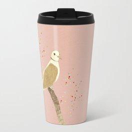Streptopelia decaocto Travel Mug