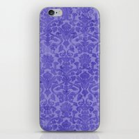 decorative iPhone & iPod Skins featuring Decorative by stormmajki