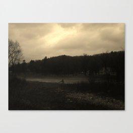 upstate scene Canvas Print