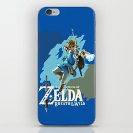 Link new Adventure iPhone Skin