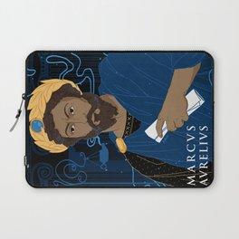 Marcus Aurelius Laptop Sleeve