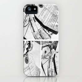 World Traveler iPhone Case