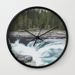 Dancing Waters Wall Clock