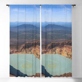 Stratovolcano Maly Semyachik, Kamchatka Blackout Curtain