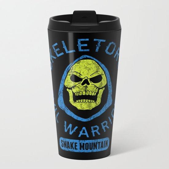 Bad Boy Club: Skeletor's Evil Warriors  Metal Travel Mug