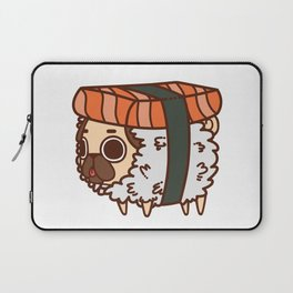Puglie Salmon Sushi Laptop Sleeve
