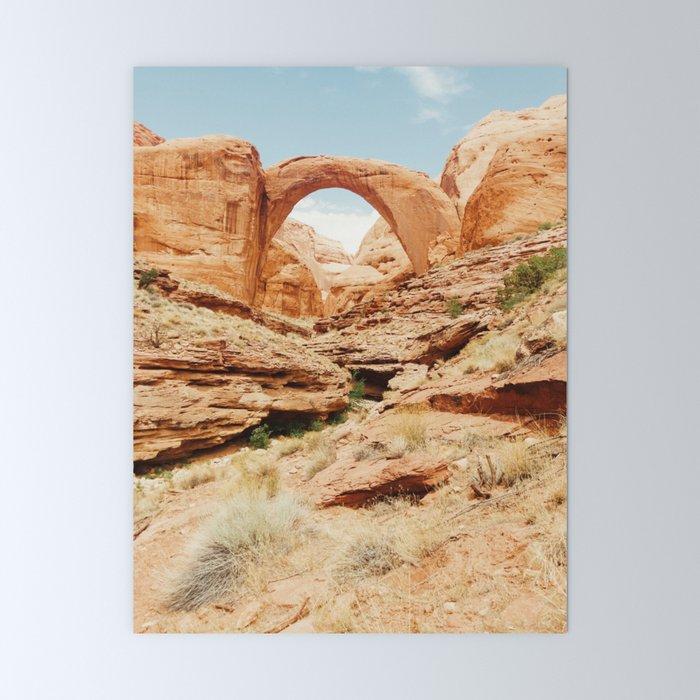 Rainbow Bridge Mini Art Print