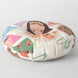 Babushkas Floor Pillow