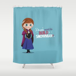 Anna Shower Curtain