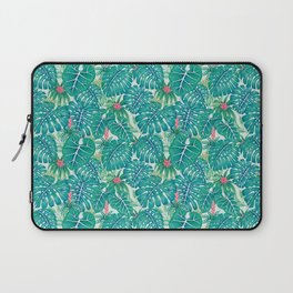 Tropic Pattern Laptop Sleeve