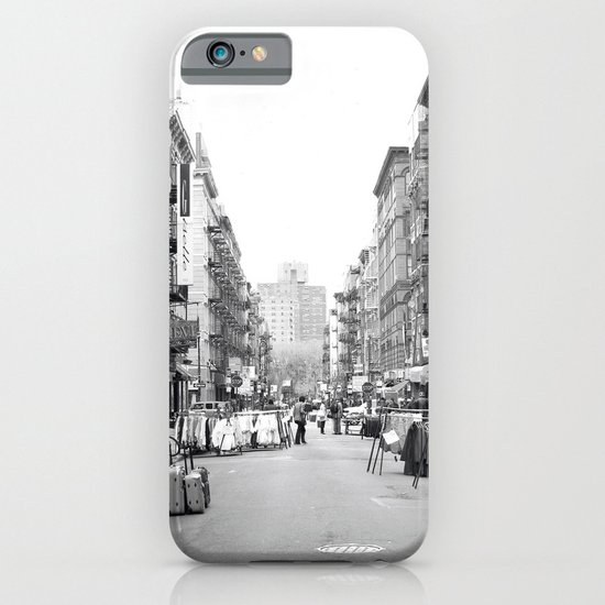 Lower East Side Market iPhone & iPod Case