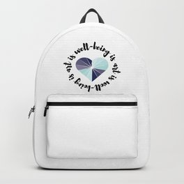 Art & Well-being Backpack