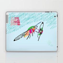Bringing what I got [MOTH] [COLORS] [RAIN] [GIVEN] [GIVE] Laptop & iPad Skin