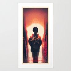 LEON_poster Art Print