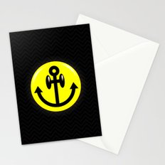 Anchor Smiley Stationery Cards